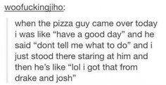 Drake and josh #funny