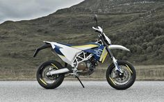 Husky confirms 701 Supermoto - New Models - Cycle Canada