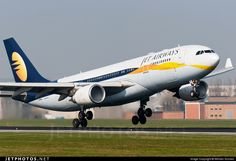 Jet Airways  Airbus A330-202