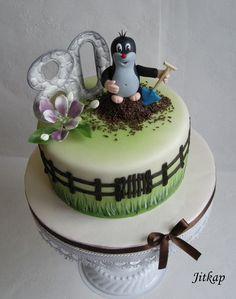 Krtek Pro Seniora on Cake Central Chocolate Cherry Cake, Book Cakes, Cake Central, Custom Cakes, Beautiful Cakes, Cherries, Food, Birthday Cakes, Cake Ideas