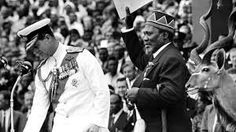 How has Kenya changed since independence? Jomo Kenyatta, Che Guevara, Captain Hat, African, Military, Change, Celebrities, Hats, Classic