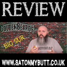 Checkout our Big Sur Starter Kit review from @satonmybutt_product_reviews  Thank you brother for your honest review!  The review of the @goldenbeards Big Sur beard balm is now available on the website and on the Satonmybutt Reviews YouTube Channel (link in bio) Beard Balm, Your Brother, Big Sur, Starter Kit, Beards, The Balm, Channel, Website, Link