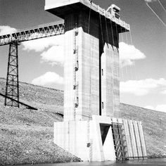 [Masinga Dam Kenya1978-1982] #Dams guarantee #Food #Security and #Energy The Masinga Dam is located on River Tana 165 km north-east of Nairobi Kenya. It is an excellent example of sustainable infrastructure because it regulates the rivers floods during the rainy seasons supplying water for irrigation and power generation (2 Kaplan turbines with 20MW each) throughout the year. The dam is 2220 m long and 60 m high. The 120-sq-km reservoir allows irrigation of an area of 12000 hectares making…