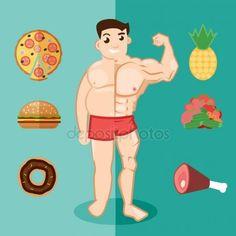 La importancia del estilo de vida y la grasa corporal.
