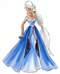 Disney Princess Kida