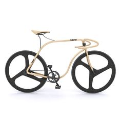 Thonet bike by andy martin -  Not crazy about concept bikes, but come on! it's Thonet