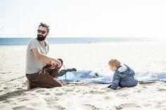 #Kite #Lifestylephotography #dadandson #beardeddad