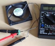 How to use a cheap multimeter to test voltage or amperage