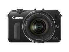 """Canon EOS M - Cámara EVIL de 18 Mp (pantalla táctil de 3"""", objetivo(s) 18-55mm f/3.5, zoom óptico 3.6x, sensor CMOS APS-C, procesador Digic 5, estabilizador de imagen óptico de 4 pasos, vídeo 1080p Full HD) color negro - kit con objetivo EF-M 18-55mm IS STM y flash 90EX B009GWLCWS - http://www.comprartabletas.es/canon-eos-m-camara-evil-de-18-mp-pantalla-tactil-de-3-objetivos-18-55mm-f3-5-zoom-optico-3-6x-sensor-cmos-aps-c-procesador-digic-5-estabilizador-de-imagen-optico"""