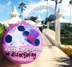 Engaged? Show us your sparkler using #DisneyBling on Instagram for a chance to be featured on one of our social channels