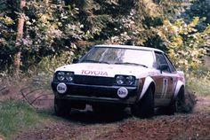 Toyota Celica RA40 - Tapio Rainio