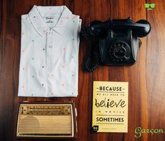 Thinkers, writers, ideators. If your thoughts stand out, let your look stand out too with these #GarçonEssentials.