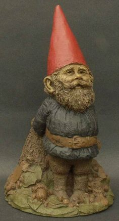 Gnome on my mantel