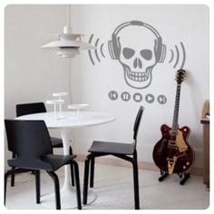 Lumagga - Site de moda, beleza, comportamento e cultura: Decorando com Skull!