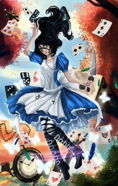 Alice Madness Returns by zaameen on DeviantArt