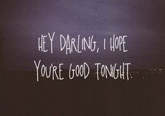 i really do...i think of you