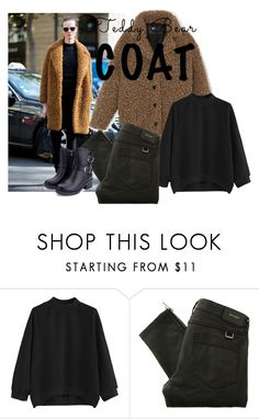 """""""Untitled #917"""" by sarabutterfly ❤ liked on Polyvore featuring Belstaff and Dusto"""