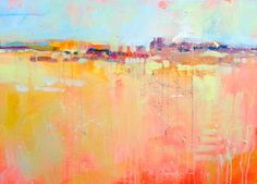 "Saatchi Art Artist Marta Zawadzka; Painting, ""in my dream - canvas"" #art"