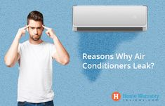 Reasons Why Air Conditioners Leak