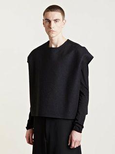 Damir Doma Men's Selu Reversible Shirt