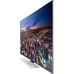 Buy Samsung Ultra HD Smart TV, with Freeview/Freesat HD and Glasses from our View All TVs range at John Lewis & Partners. Samsung Smart Tv, Samsung Tvs, Clean Tv Screen, Television Stands, Tv Reviews, Like Facebook, Video Home, Holiday Wishes, Home
