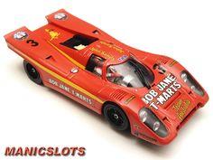 Slot Car, Flyslot, Fly, Porsche 917K, Bob Jane T-Marts