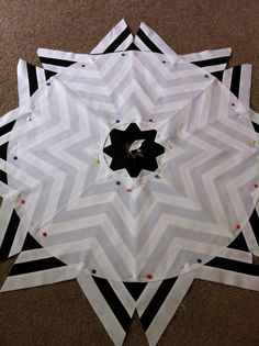 Chevron Circle Skirt Tutorial.  pretty sure i pinned this, but i have to make sure.