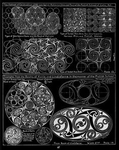 George Bain | Methods of Construction in Celtic Art, 1996.