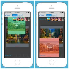 Organize your digital photos with the free Cleen app for iOS