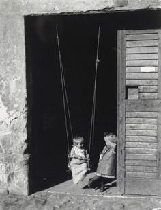 ANDRÉ KERTÉSZ (1894-1985) The Swing, Esztergom, 1917 The Swing, Esztergom, 1917 gelatin silver print, printed later signed and dated in pencil (on the verso) 9¾ x 7½in. (24.7 x 19cm.) Price realised USD 2,750 Christies 20 February 2008, New York