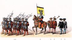 Thomas van Tryst, Mayor of Nijmegen - State-entry of Emperor Charles V. into Nijmegen
