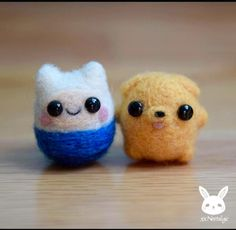 Cute! (With the voice of Ice King)