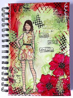 i think everyone should have a journal to keep track of their thoughts, dreams etc. :) #Sportsgirl #LYD