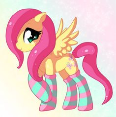 Awesome socks have to be worn by Littlest ponies