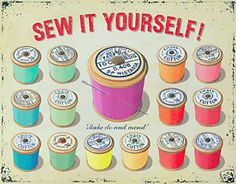 Sew It Yourself poster