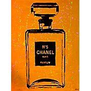 Buy Diamond Decor (buyartforless) Chanel Pop Art Orange Chic 18 x 24 in. (PAQ019CM) at Staples' low price, or read customer reviews to learn more. #buyartforless