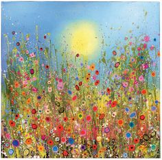 Contemporary Art for Sale by Yvonne Coomber 037