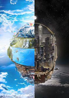 Daft Punk | two worlds