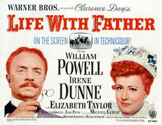 Life with Father (1947)  Lobby card #1
