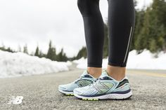 For pounding the pavement mile after mille, meet the new 860v7. Experience smooth support, a secure mid-foot wrap, a streamlined look and our new TRUFUSE cushioning system on your next run.