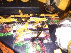 Halloween 2015, Bar Cart, Candy, Home Decor, Decoration Home, Room Decor, Sweets, Home Interior Design, Candy Bars