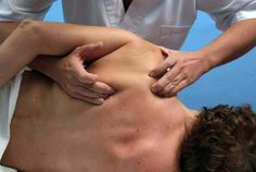 #Neuromuscular #Therapy #Massage.  Neuromuscular therapy is a form of soft tissue manipulation that aims to treat underlying causes of chronic pain involving the muscular and nervous systems. This medically oriented form of massage addresses trigger points (tender muscles points), circulation, nerve compression, postural issues,  and biomechanical problems that can be caused by repetitive movement injuries.