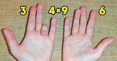 7 Fast Calculation Tricks That Can Turn Your Child Into a Math Guru Shoulder Tension, Transformers, Feeling Numb, Vicks Vaporub, Simple Math, Dog Eating, Math Class, Multiplication, Body Language