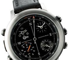Fancy | WristWatchReview.com >> The Barigo Penta 55