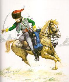 Húsares de Fernando VII 1817 Independence War, American Independence, Fernando Vii, Napoleonic Wars, South America, American History, Spanish, Army, Military