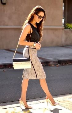25+ Classy Work Outfits Ideas For The Sophisticated Woman - Pinmagz