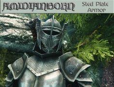 aMidianBorn Steel Plate Armor