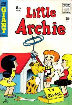 Little Archie: Sept. 1958