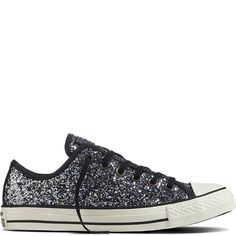 cb01dae8909a Chuck Taylor All Star Glitter - Converse GB Black Glitter Converse