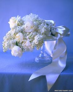 """""""Creamy, Frothy, Snowy White Bouquets"""" Pretty Peonies  for elegant decoration in your home, wedding or outdoor entertaining."""